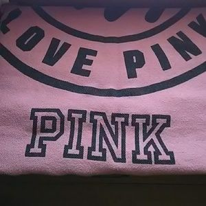 VS PINK beach blanket free w/$75+ purchase!